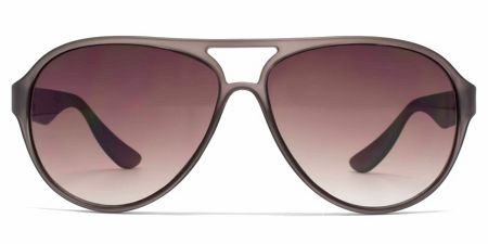 French Connection FC Man FCU631 Matt grey plastic aviator