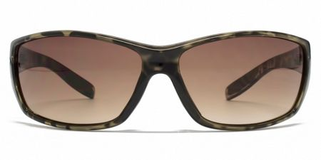 French Connection FCUK Sport FCS044 black tort wrap sunglasses
