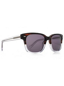 Premium 26FCA025 brown tort retro sunglasses