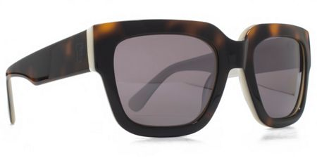 French Connection Premium 26FCA026 brown tort rectangle sunglasses