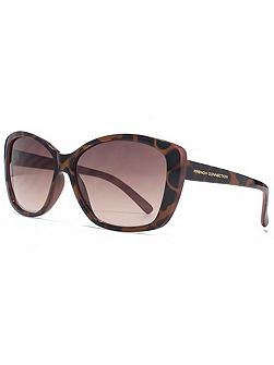 26FCU652 Tort Cateye Sunglasses