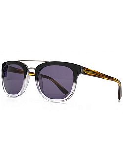 26FCA033 Black Retro Sunglasses
