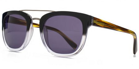 French Connection 26FCA033 Black Retro Sunglasses