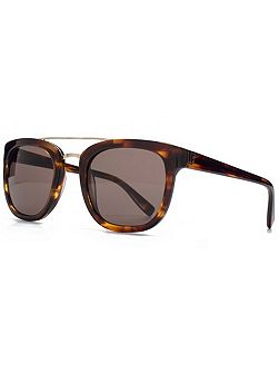 26FCA034 Brown Retro Sunglasses