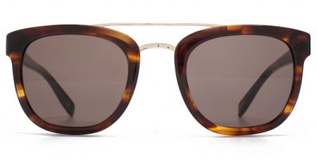 French Connection 26FCA034 Brown Retro Sunglasses