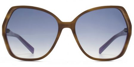 French Connection 26FCA036 Horn Purple Glam Sunglasses