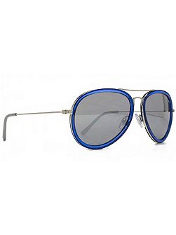 26MKG001 Blue Aviator