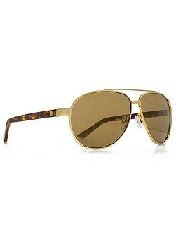 26KGL028 Gold aviator