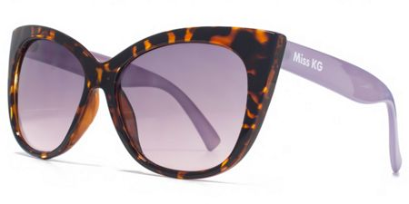Miss KG 26MKG036 Tort Square Sunglasses