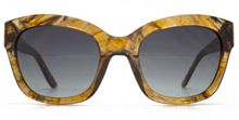 Kurt Geiger 26KGP002 Brown Square Sunglasses