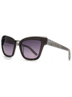 26KGP003 Black Cateye Sunglasses