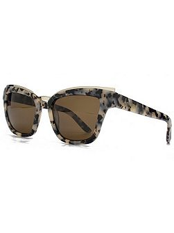 26KGP003 Tort Cateye Sunglasses