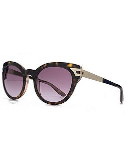 26KGP004 Tort Cateye Sunglasses