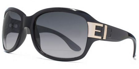 Karen Millen 26KML215 Black Square Sunglasses