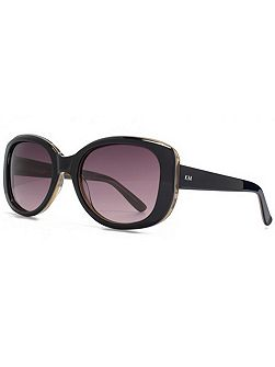 26KMP001 Black Glam Sunglasses