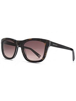 26KMP002 Tort Rectangle Sunglasses