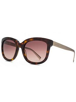 26KMP004 Tort Square Sunglasses