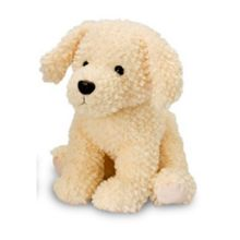 Keel 23cm Labrador White/ Cream Dog