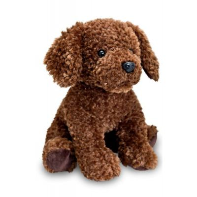 Keel 36cm Brown Ladrador Dog