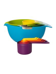Joseph Joseph The Brilliant Baker 12 Piece Baking Gift Set
