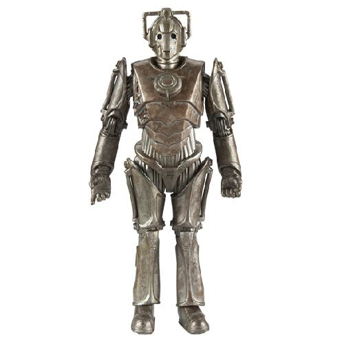Cyberman with Electric Shock hands 04062