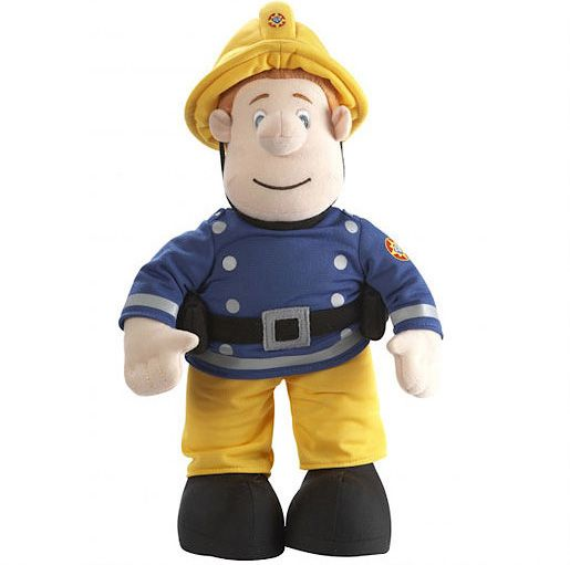 Fireman Sam 12 talking sam