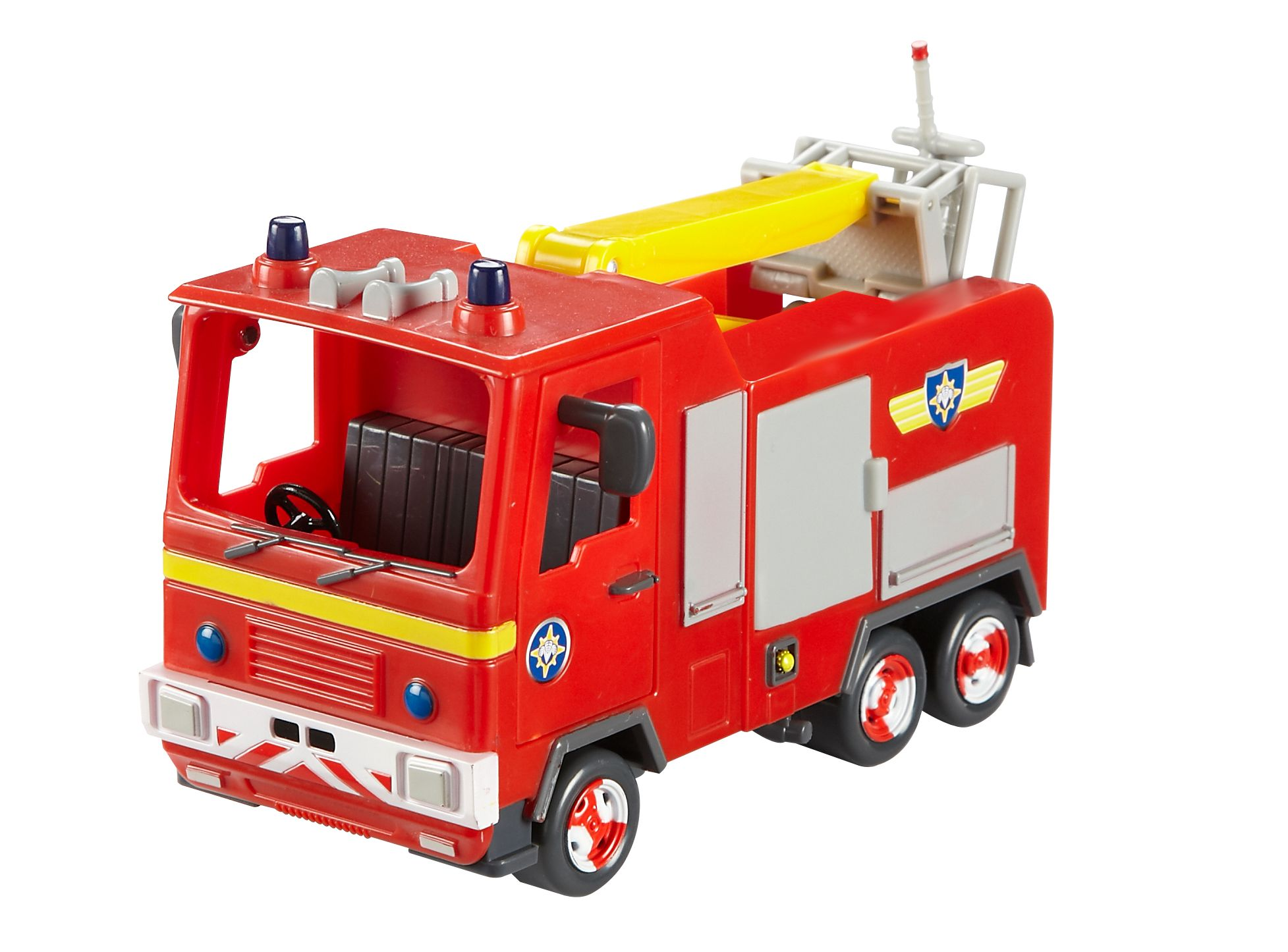 Vehicle and Accessory Set - Fire Engine