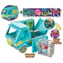 Morphing Monster Mystery Machine