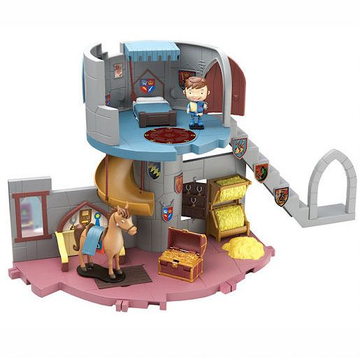 DLX Glendragon castle playset