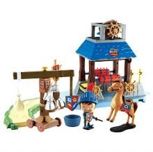 Mike The Knight Horse Wash Set