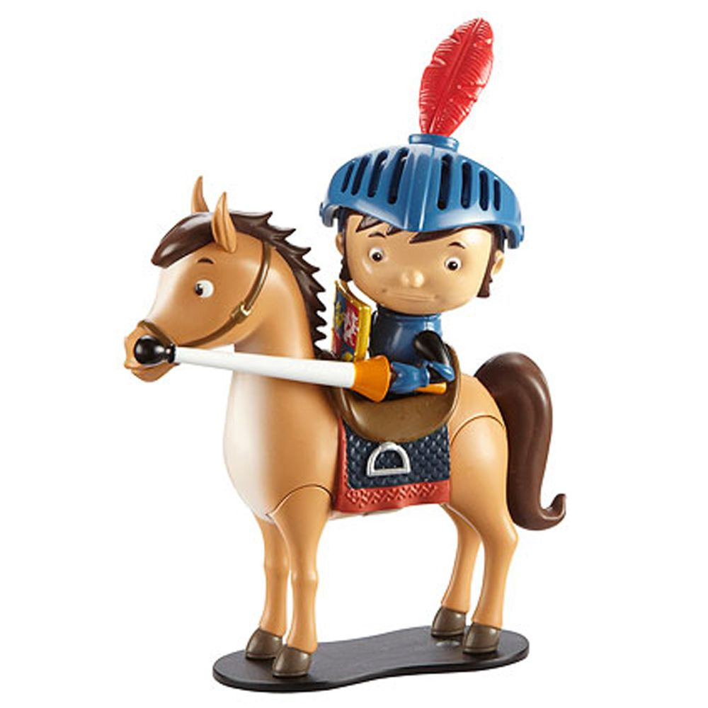 Mike the Knight & Galahad Figure Pack