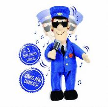 Postman Pat The Movie Showbiz Pat