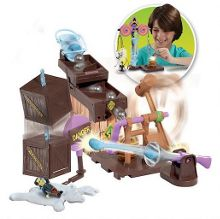 Scooby Doo Freds Mega Trap Building kit