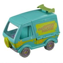 Scooby Doo Trap Time Dlx Mystery Machine