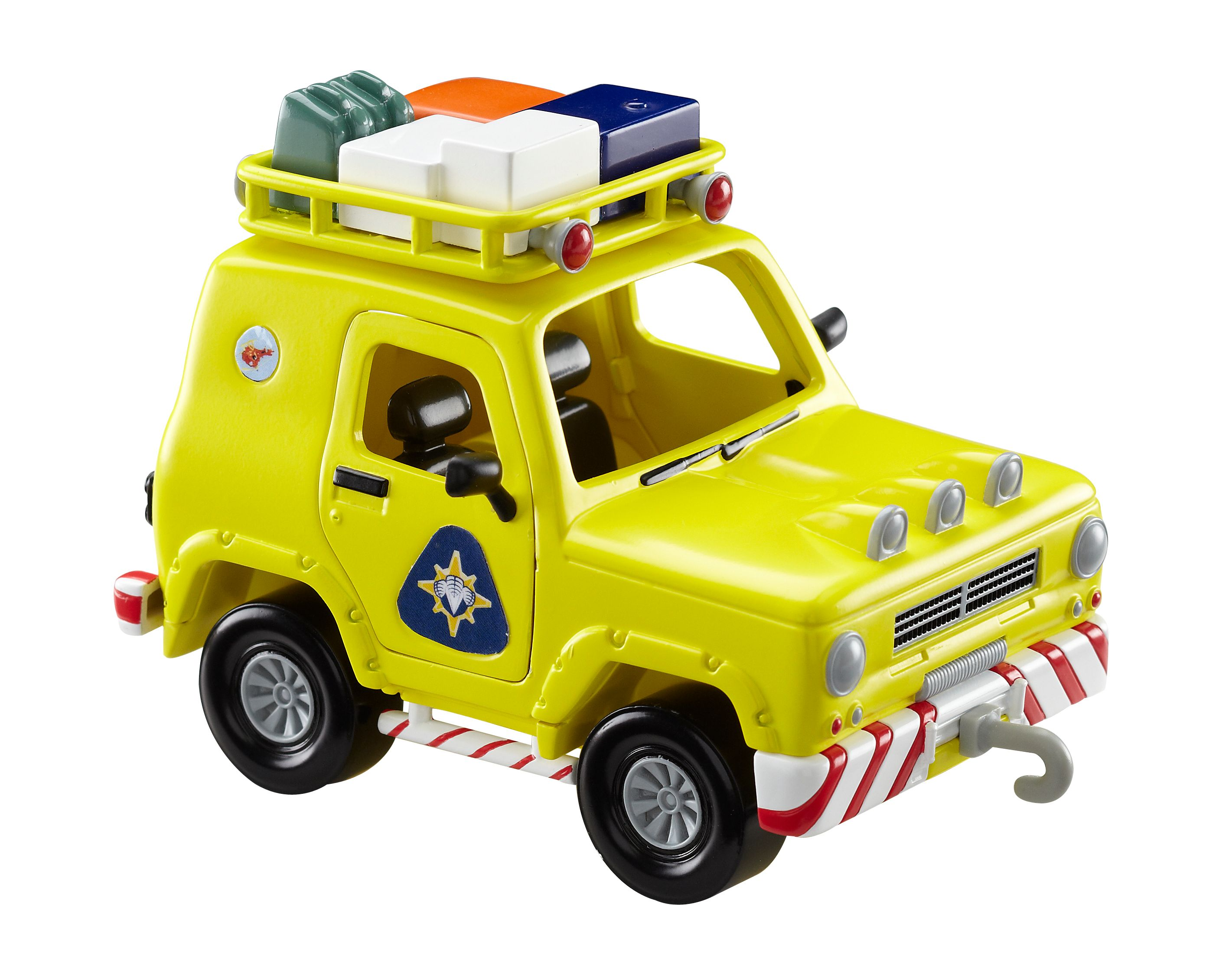 Vehicle and Accessory Set - Mountain Rescue 4 x 4