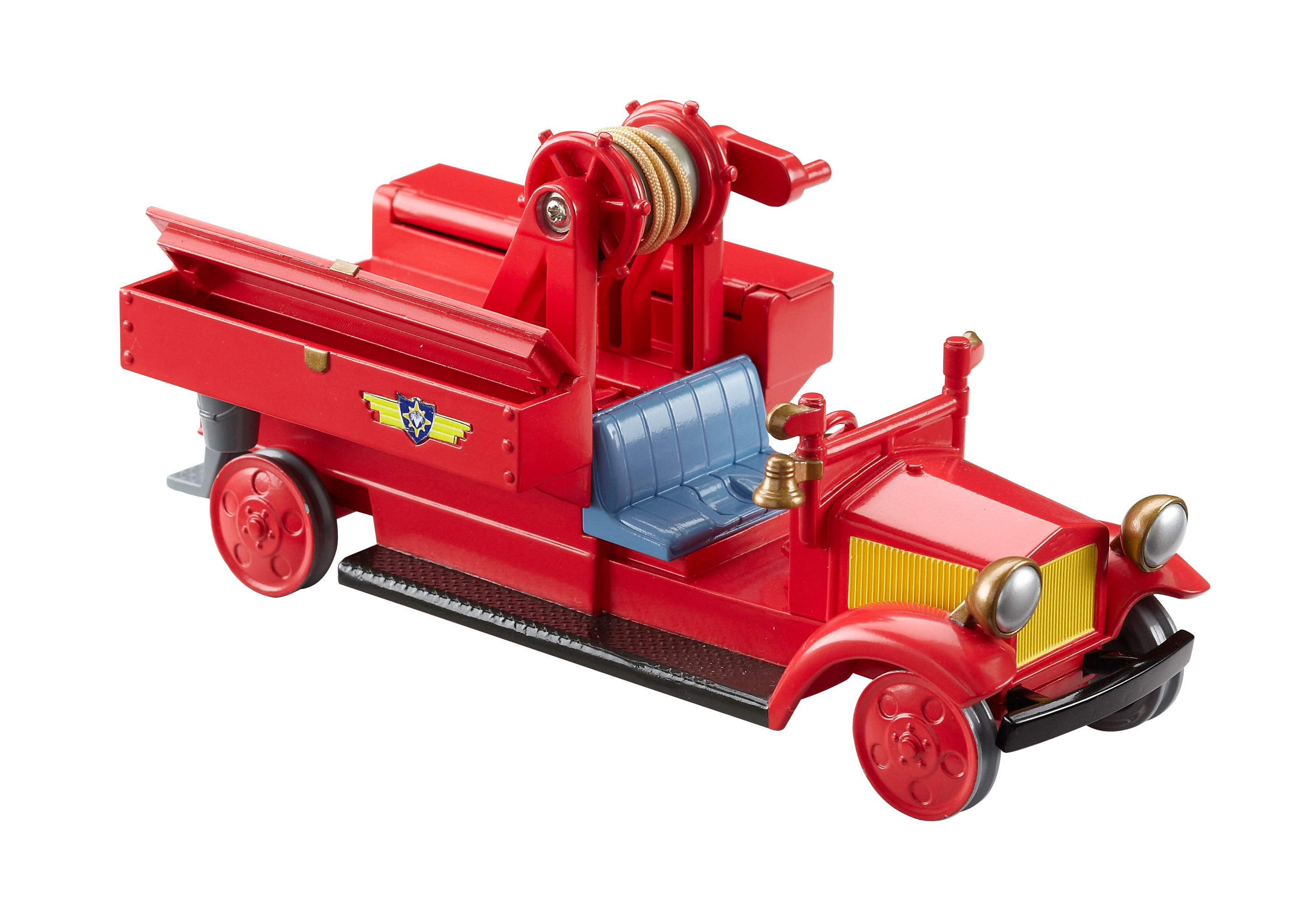 Vehicle and Accessory Set - Bessie
