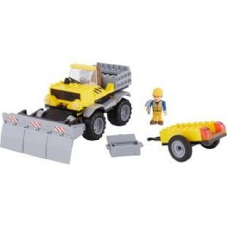 Chad Valley Bull Dozer Playset