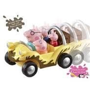 Peppa Pig`s Adventure Buggy - Muddy Puddles