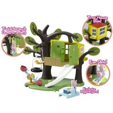 Treehouse playset