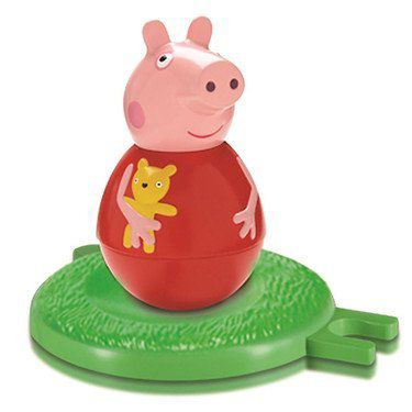 Peppa Pig Wobbily Figure and Base