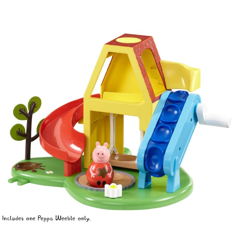 Weebles Wind and Wobble Playhouse