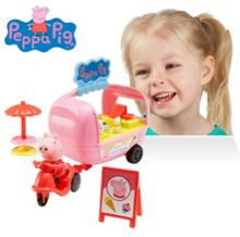 Peppa pig`s theme park - ice cream playset
