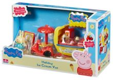 Peppa Pig Holiday ice cream van