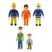 Action Figures 5 Pack