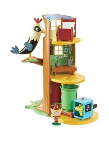 Ben And Holly's Little Kingdom Elf Tree Playset
