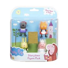 Peppa Pig Once Upon a Time Figure Pack