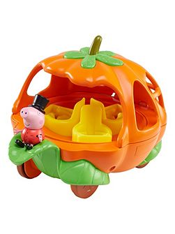 Once Upon a Time Pumpkin Carriage