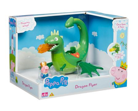 Peppa Pig Once Upon a Time Dragon Flyer