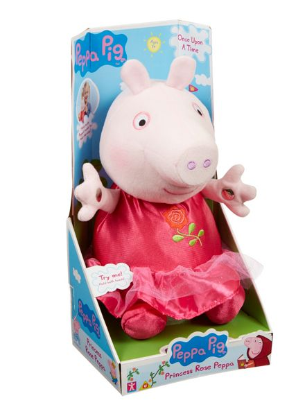 Peppa Pig Once Upon a Time Clap & Sing Peppa