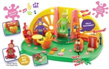 Teletubbies Superdome Playset with Po Figure